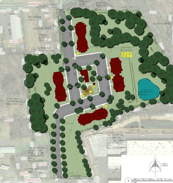 Abbington Gardens of Winston-Salem – Coming December, 2016